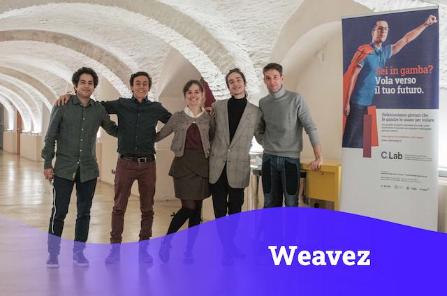 Weavez: relazioni di valore, valore alle relazioni